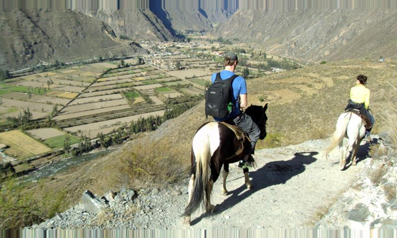 Full-Day Horseback Riding Sacsayhuaman