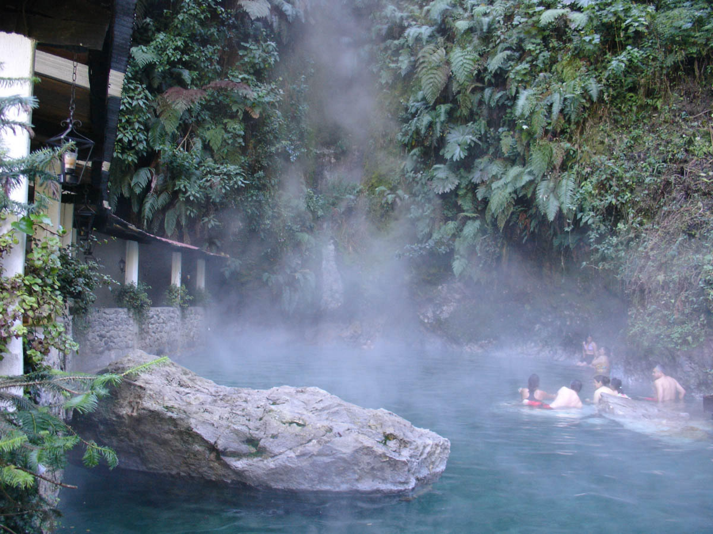 Hot Springs and Indigenous Villages