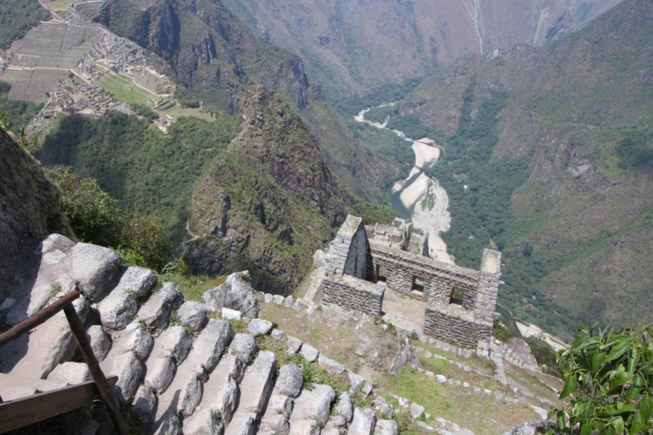 Huayna Picchu Hiking Tour
