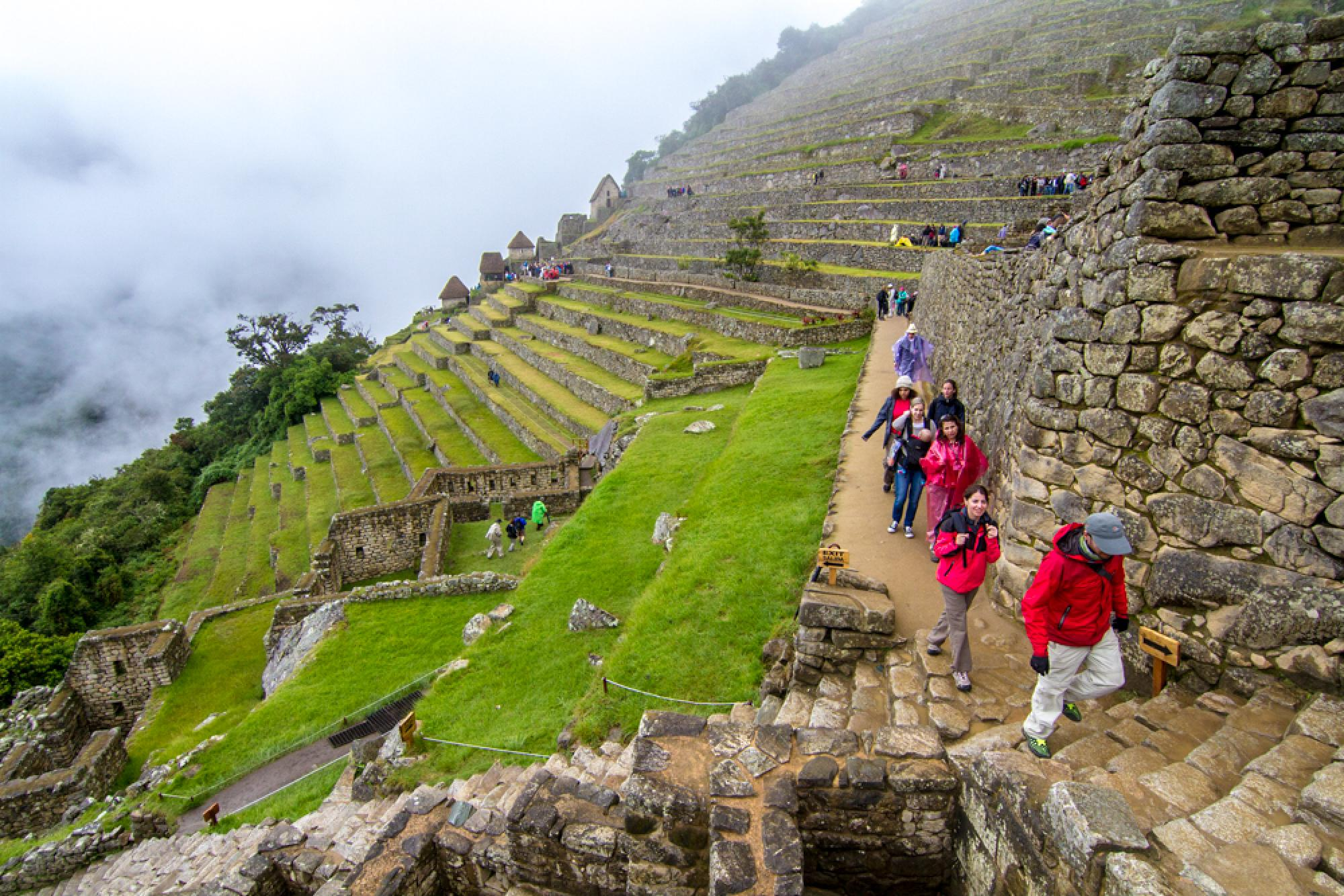 Inca Trail to Machu Picchu 4 Days/3 Nights