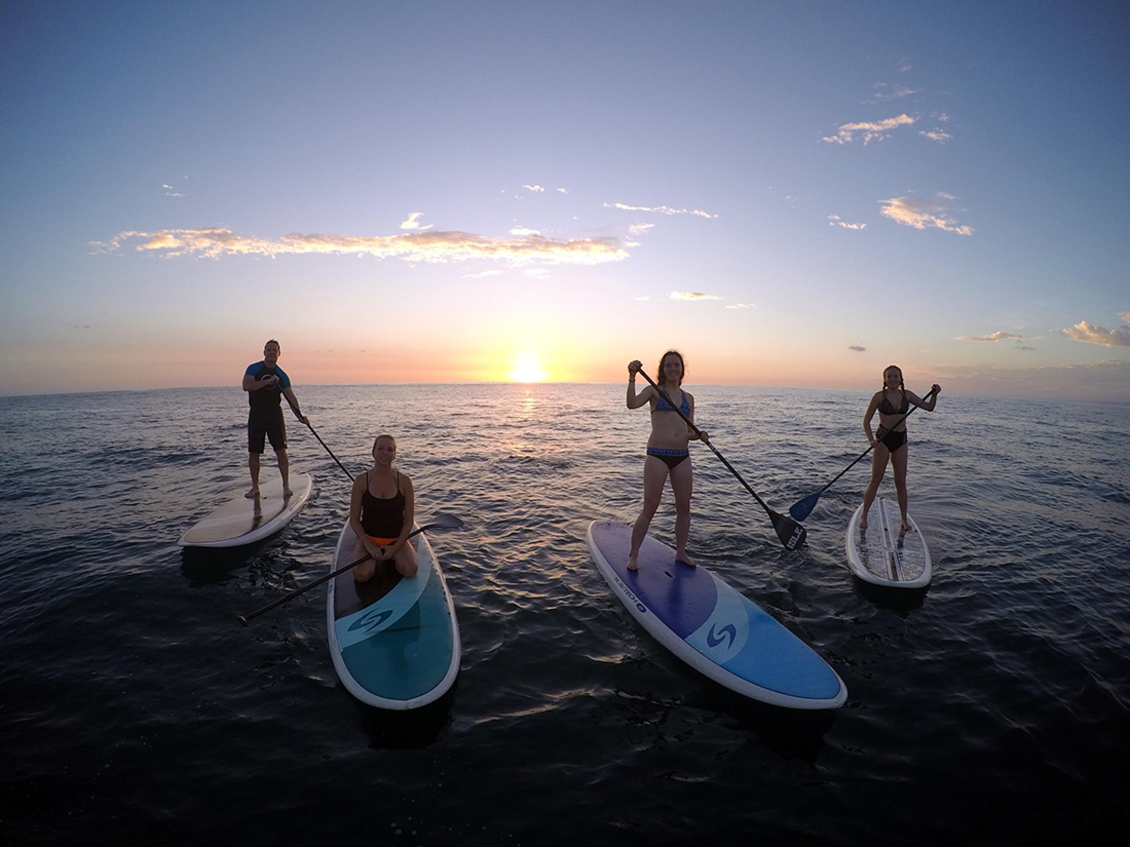 Stand-Up Paddle nivel intermedio