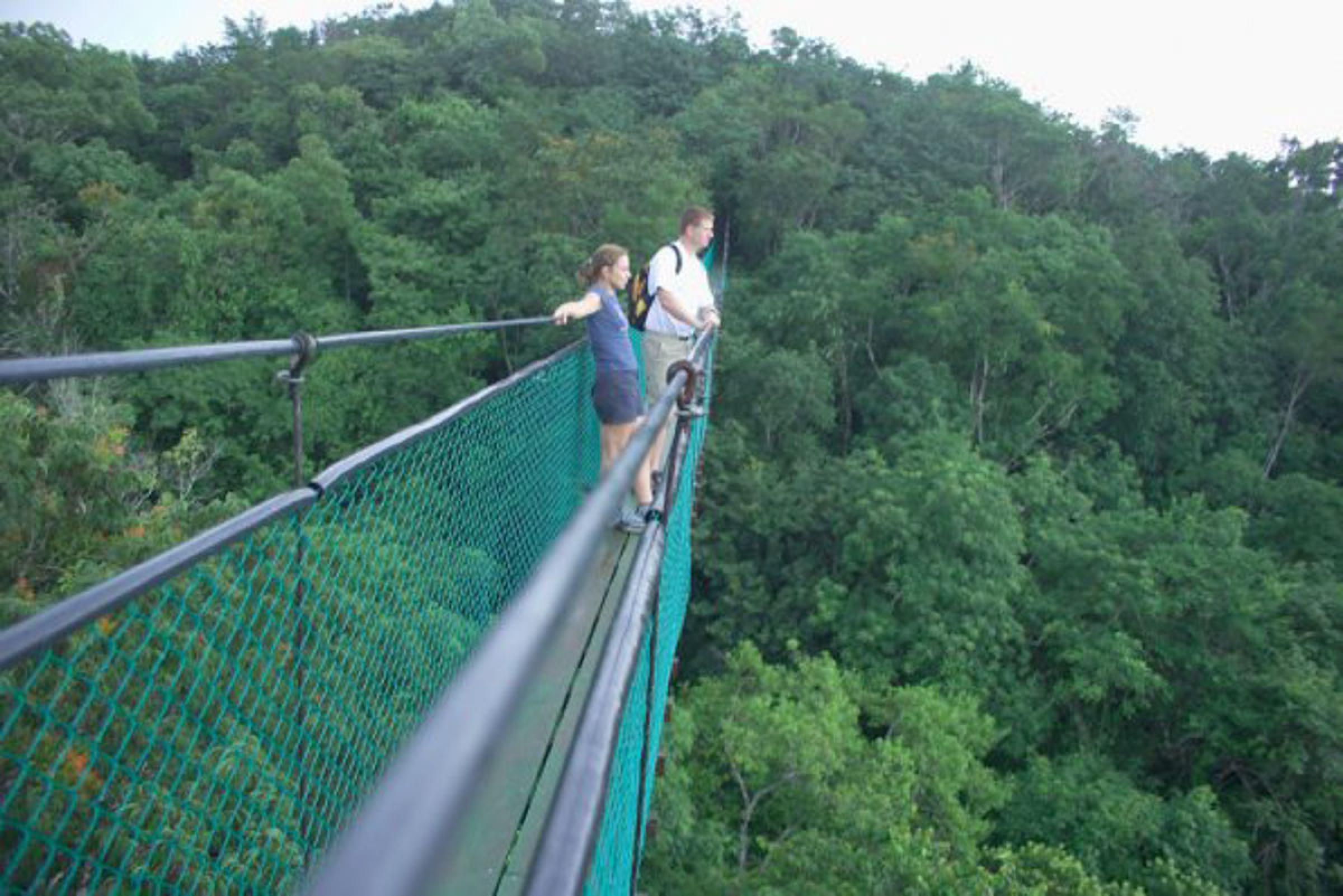 Ixpanpajul Natural Park