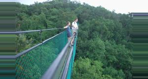 Guatemala Parque Natural Ixpanpajul