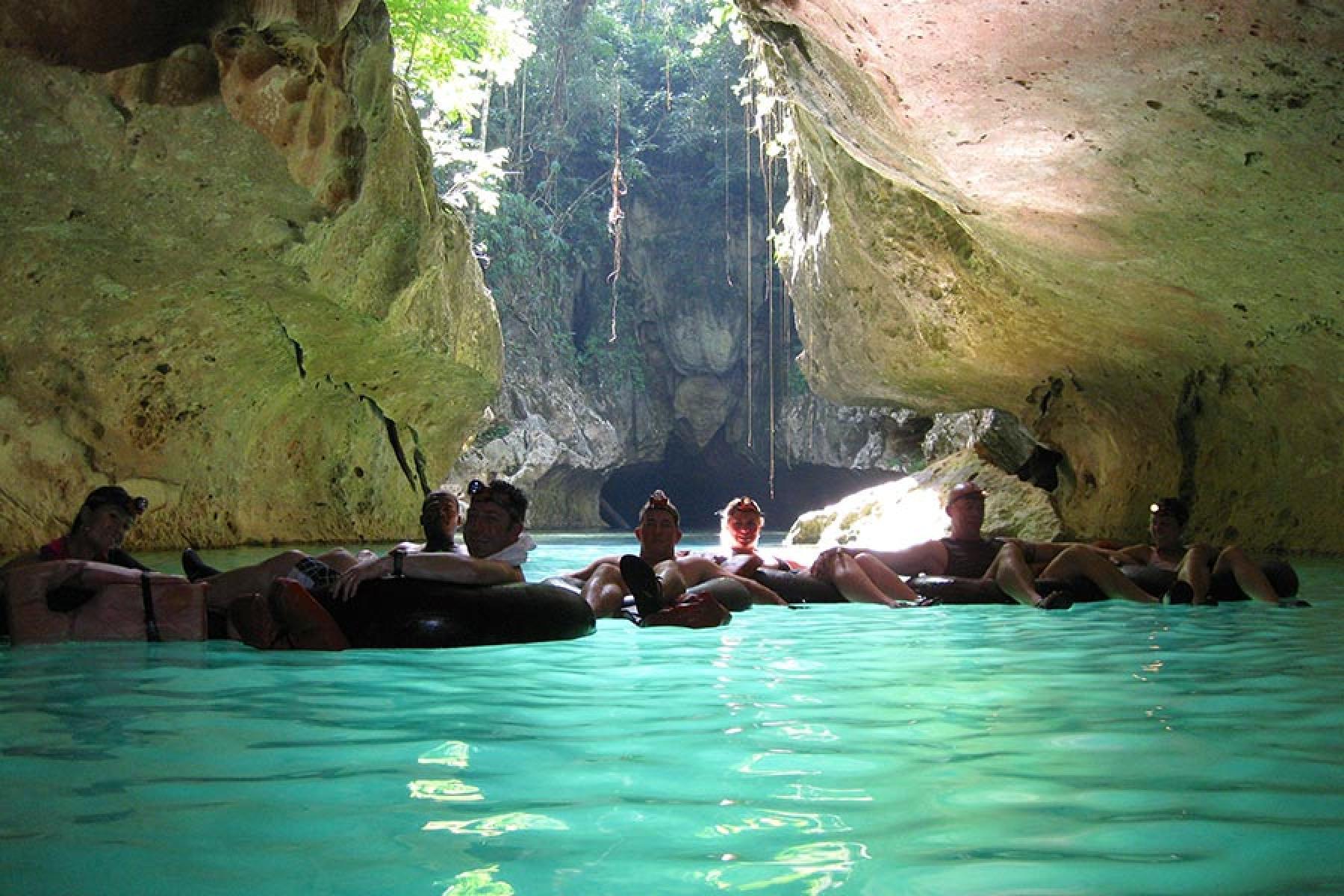 Jaguar Paw Cave Tubing