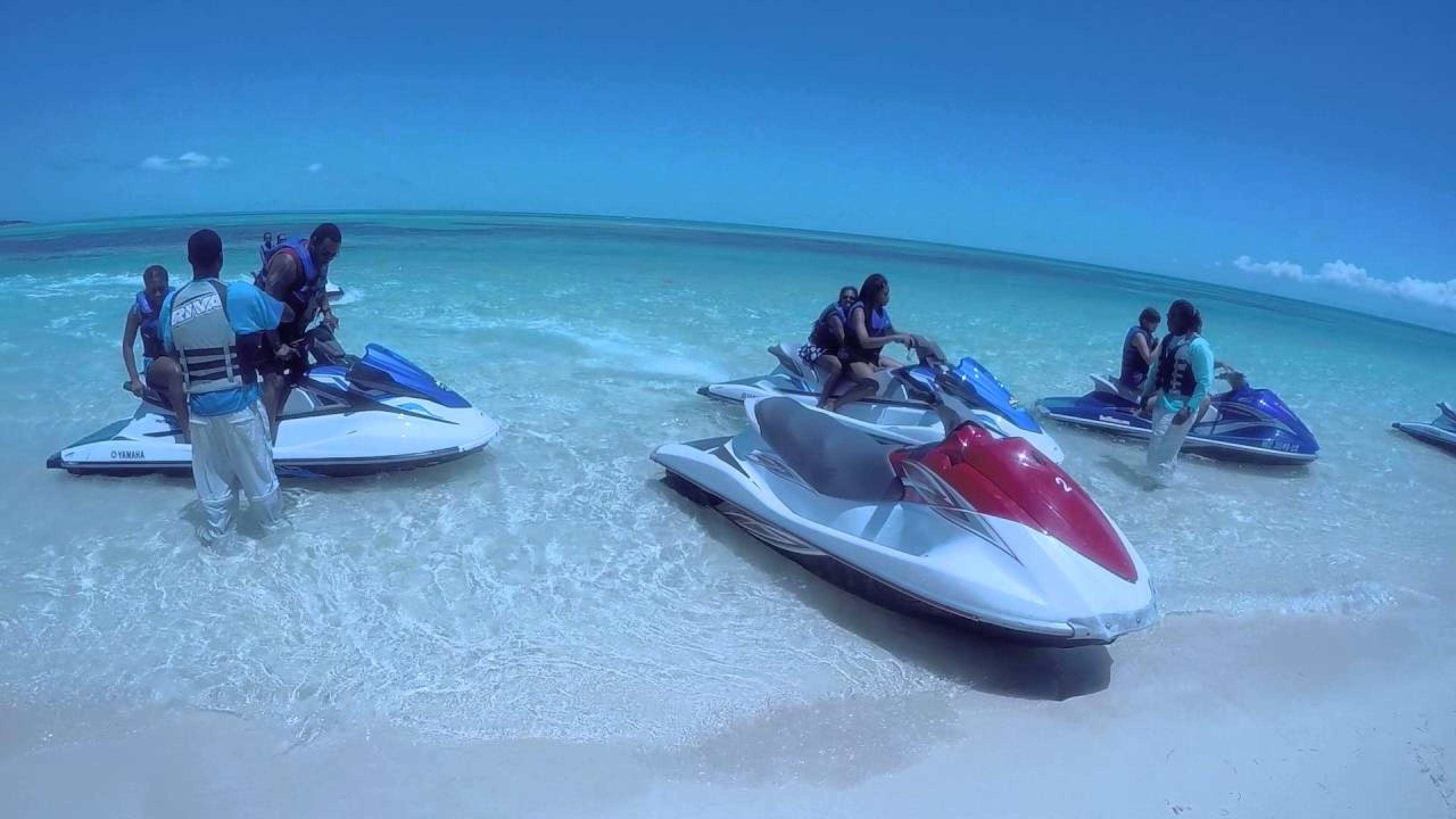 Jet Ski To Caye Caulker
