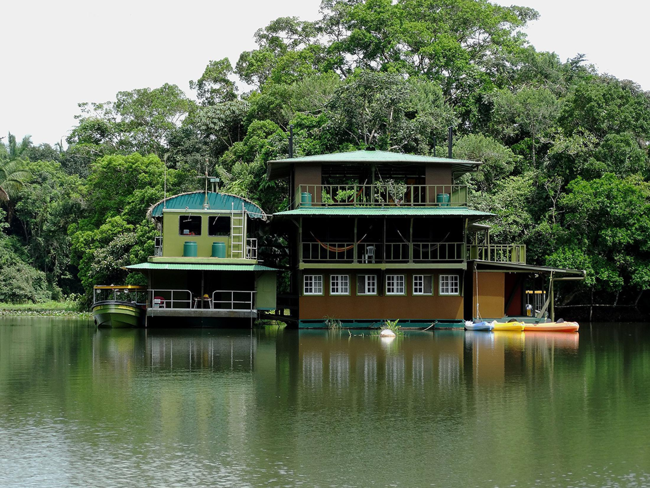 Jungle Canal Day Tour