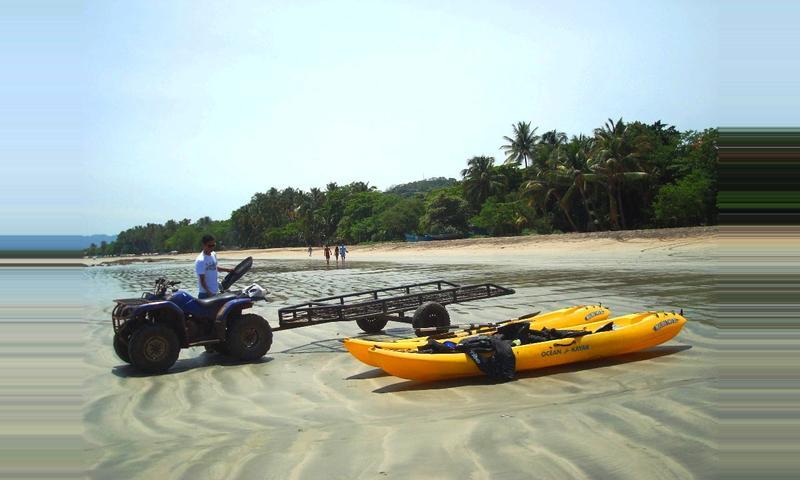 Combo Kayak y Snórkel
