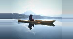 Costa Rica Kayaking Lake Arenal