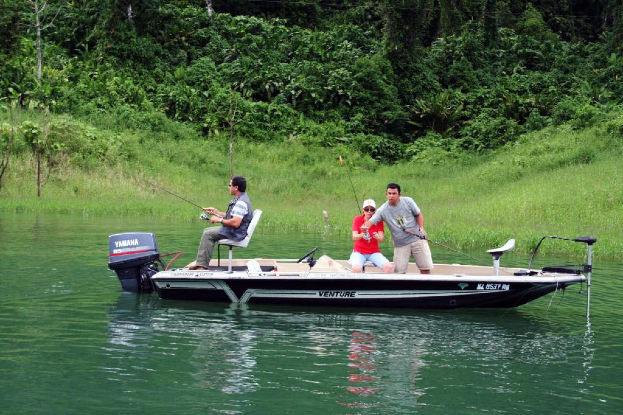 Lake Arenal Fishing