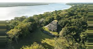 Belize Lamanai Maya Temples & the New River Safari