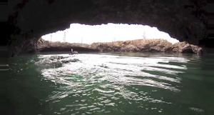 Ecuador Lava Tunnels