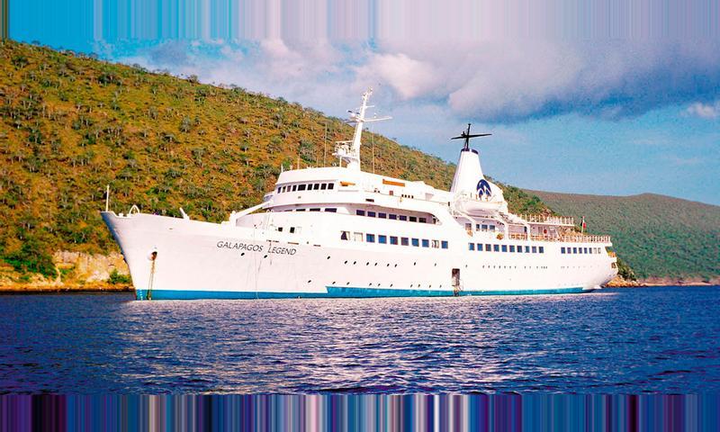 Luxury Galapagos Legend Cruise Galapagos Islands
