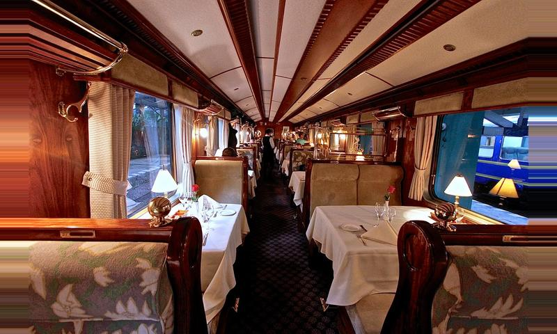 Hiram Bingham Luxury Train Excursion to Machu Picchu