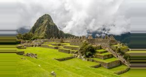 Peru Machu Picchu Mountain