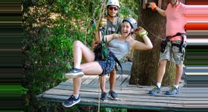 Costa Rica Tour de Canopy Mal País