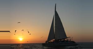 Costa Rica Paseo en Catamarán Playa del Coco
