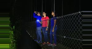 Costa Rica Mistico Hanging Bridges Night Walk