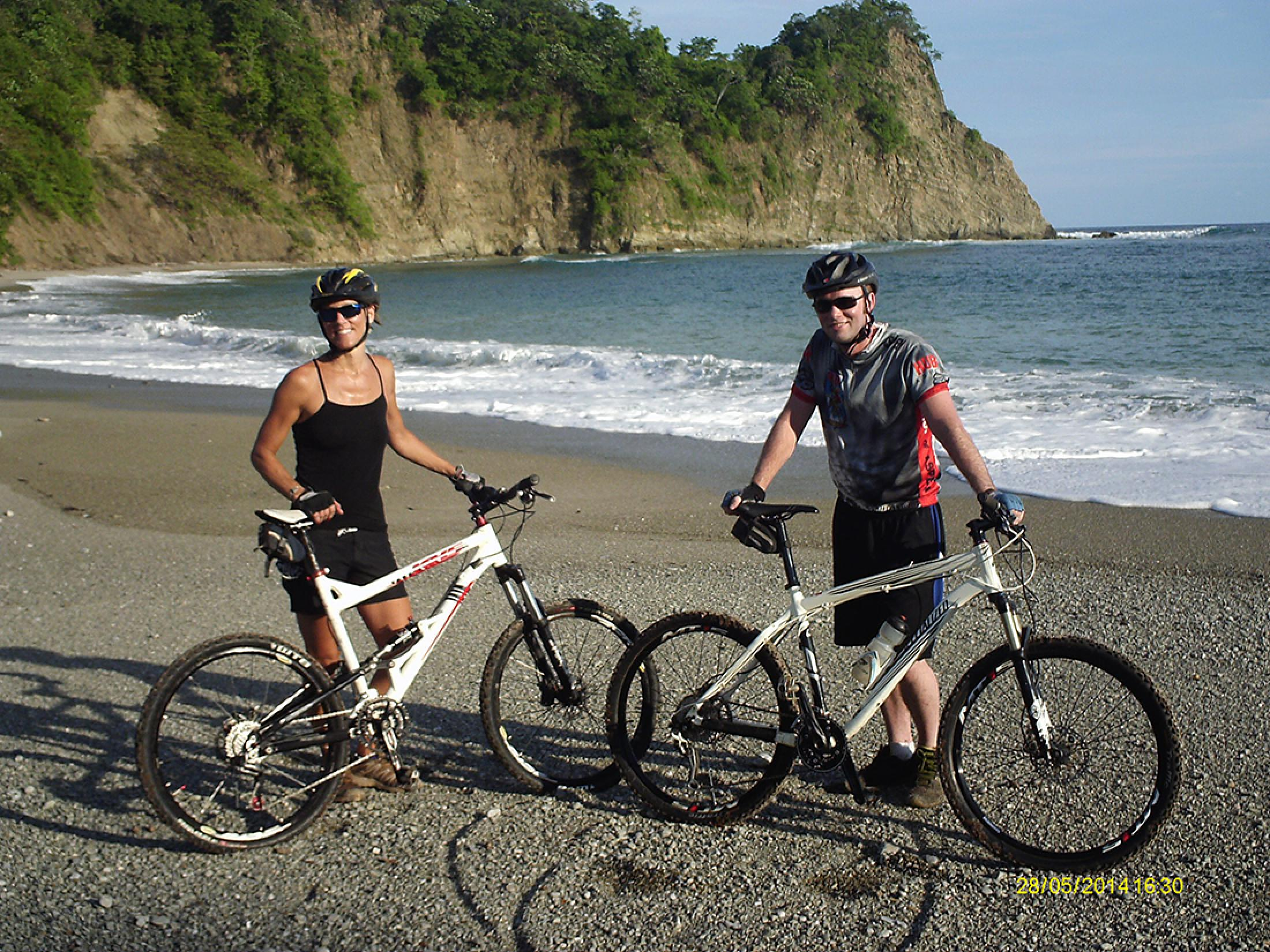 Mountain and Beach Biking Tour