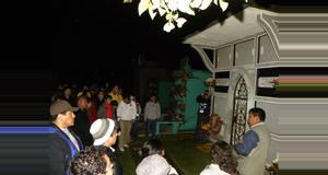Guatemala Necrotour (Quetzaltenango Cementery)