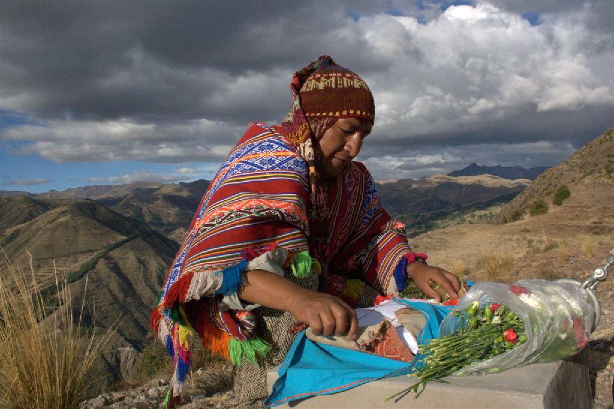 Offerings and Andean Ritual Ceremonies
