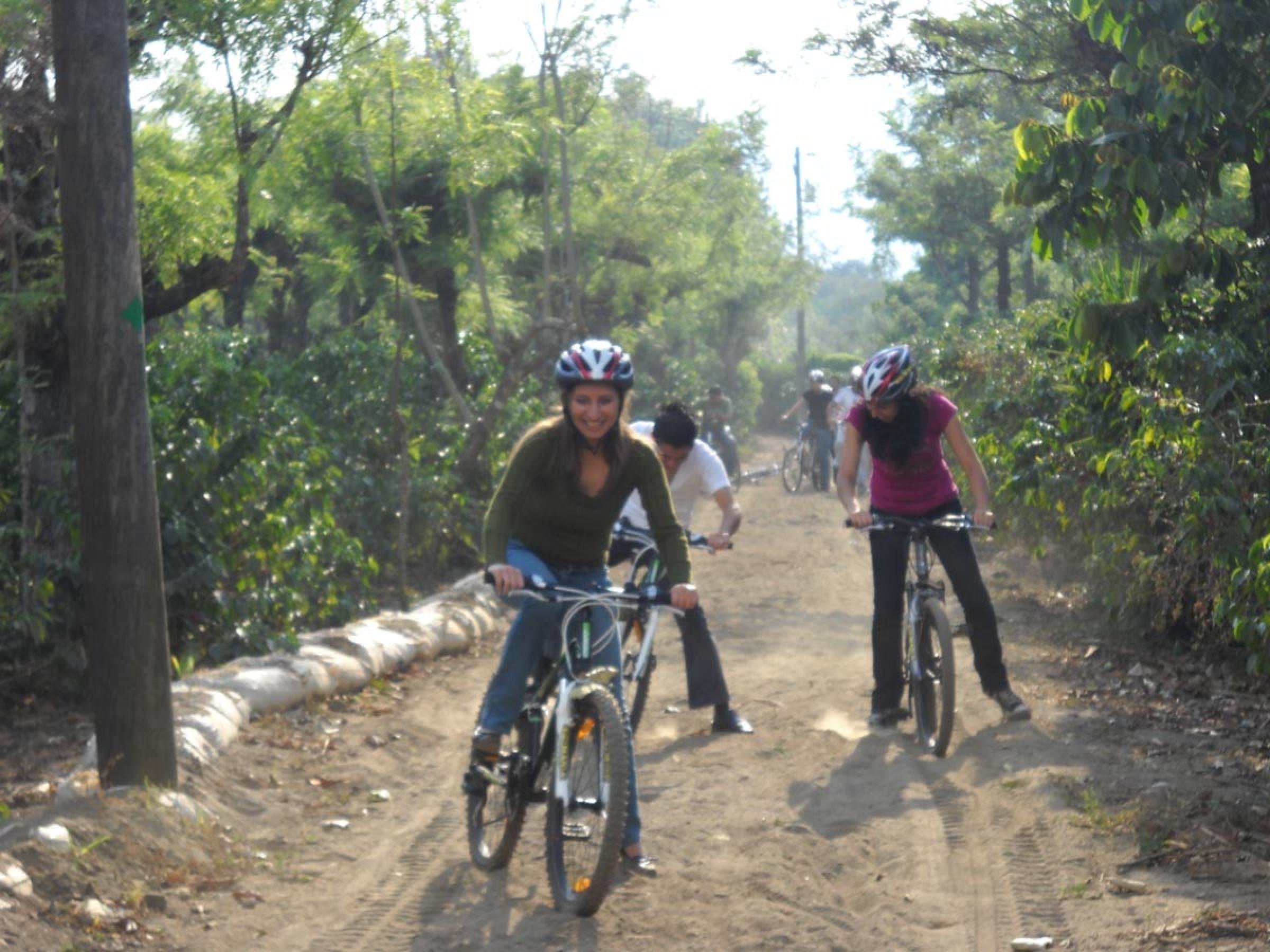 Excursion Descenso en Bicicleta de Montaña