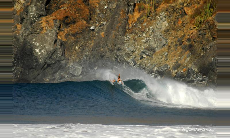 Ollies Point and Witches Rock Surf Trip