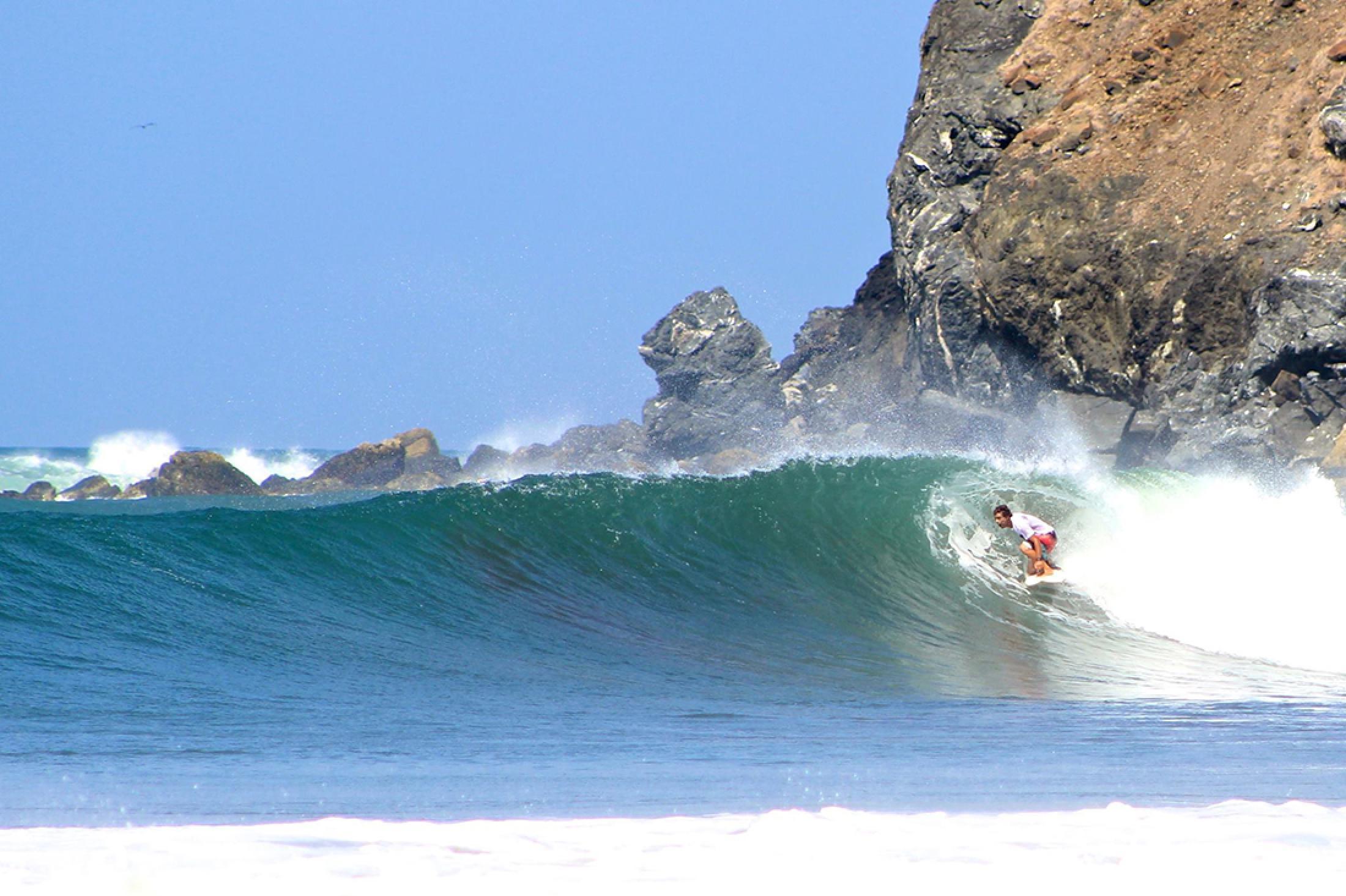 Ollie's Point Surf Trip