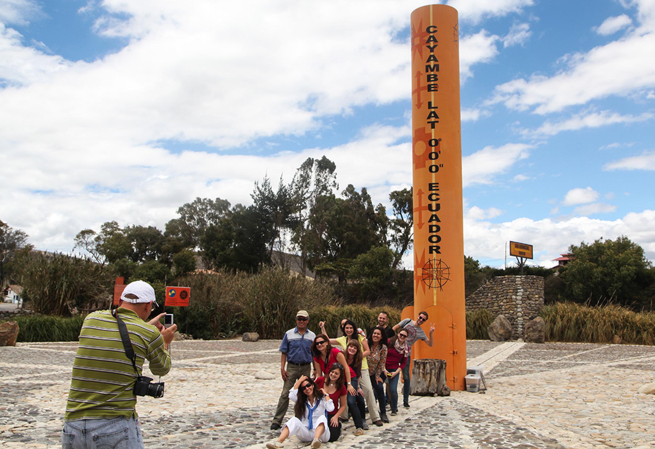 Tour de un Día Completo Otavalo