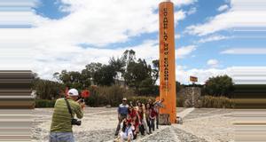 Ecuador Tour de un Día Completo Otavalo