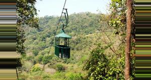 Costa Rica Pacific Rainforest Tranopy Tour