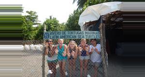 Costa Rica Pacuare Sea Turtle Volunteering