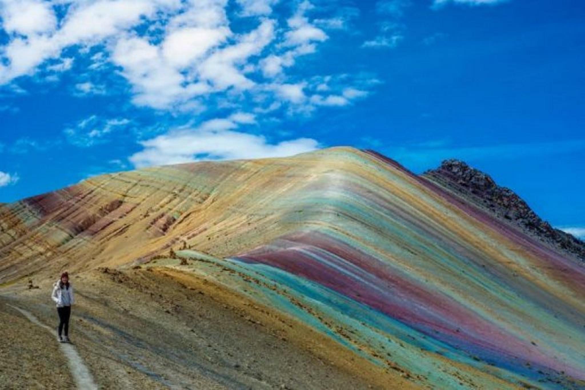 Un día en Palccoyo Montaña Arcoíris