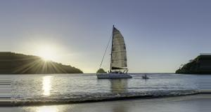Costa Rica Panache Catamaran Sailing