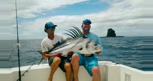 Costa Rica Papagayo Fishing Tour