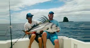 Costa Rica Papagayo Fishing Tour