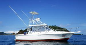 Costa Rica Papagayo Sport Fishing