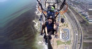 Peru Paragliding in Lima