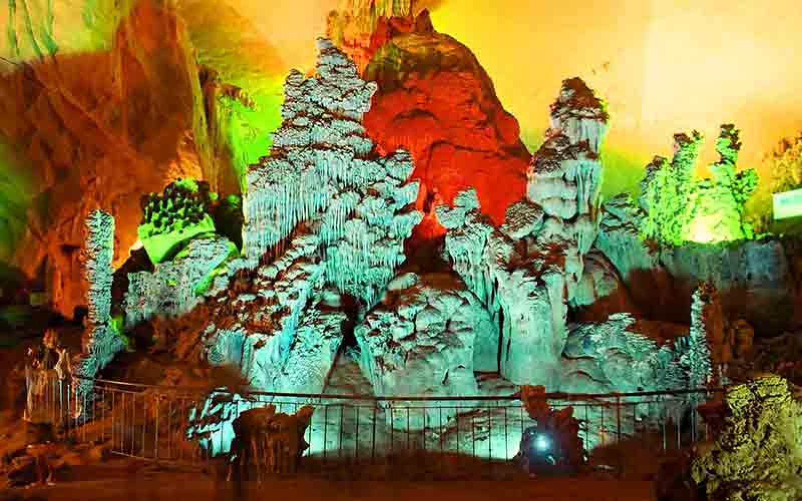 Phong Nha Cave & Paradise Cave Tour