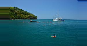 Costa Rica Tour en Catamarán en Manuel Antonio