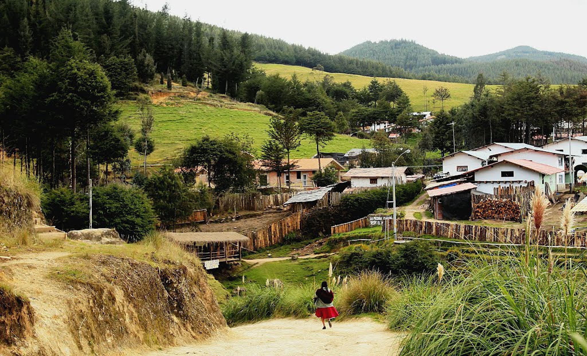 Porcón Farm Tour
