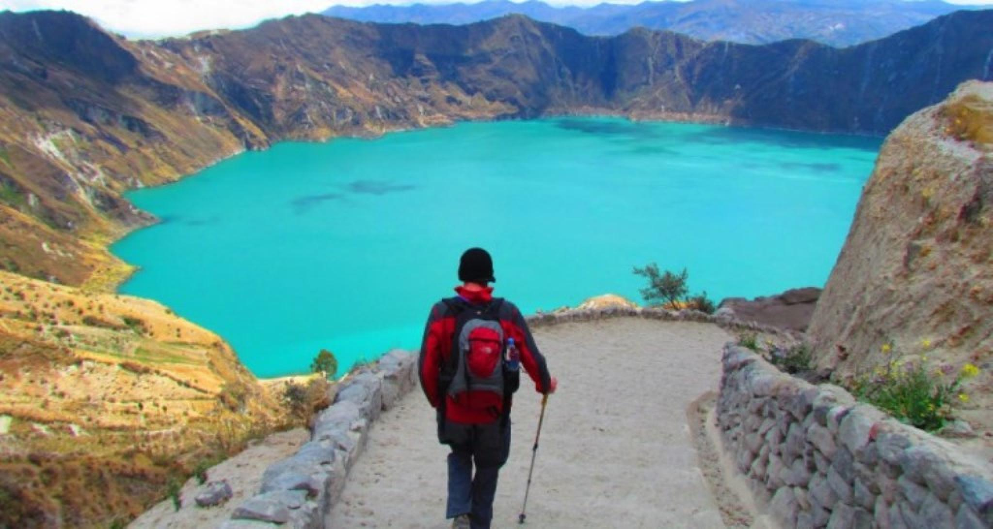 4-Day, 3-Night Quilotoa Trek
