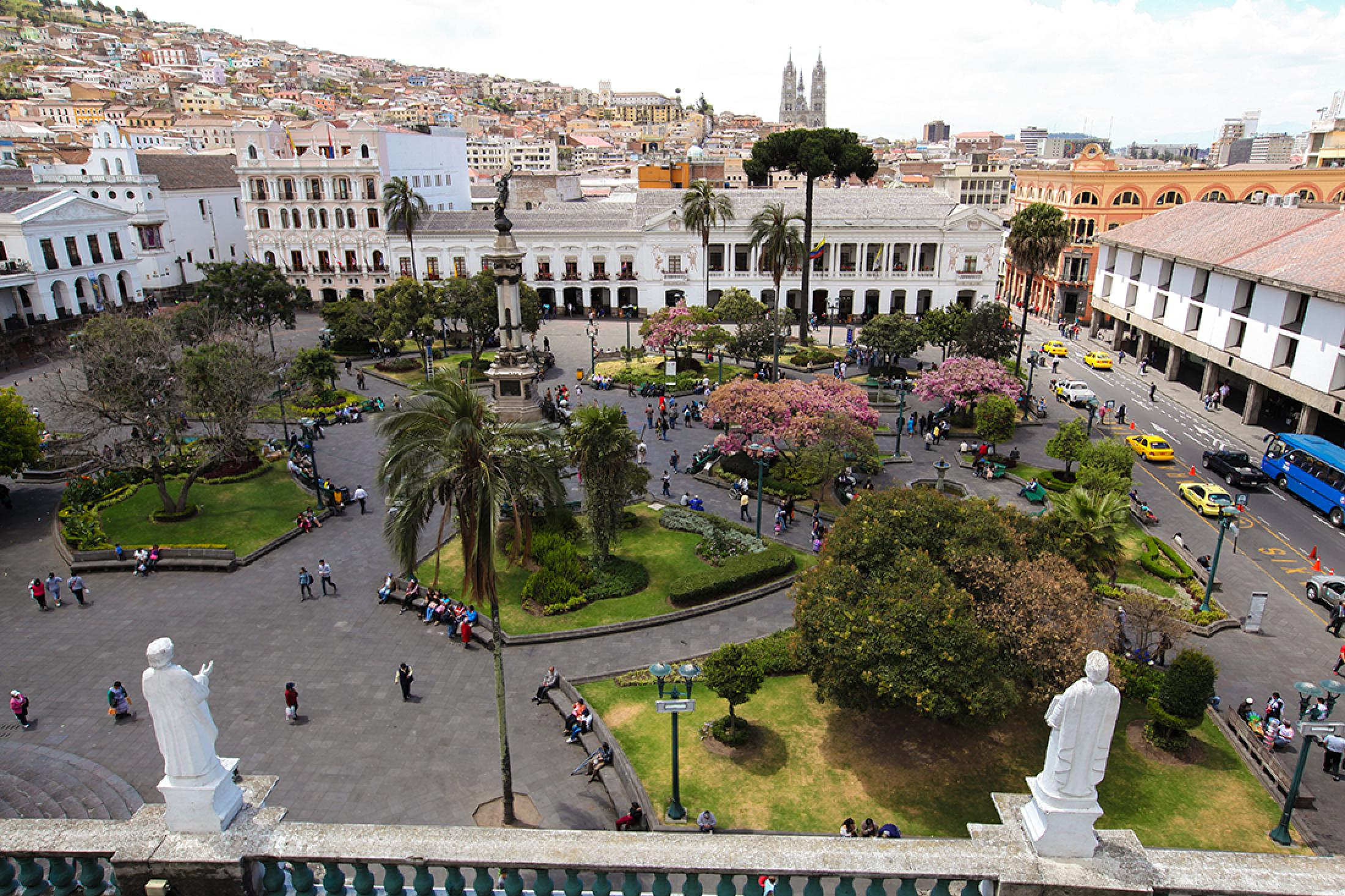 Quito City Tour and Middle of the World