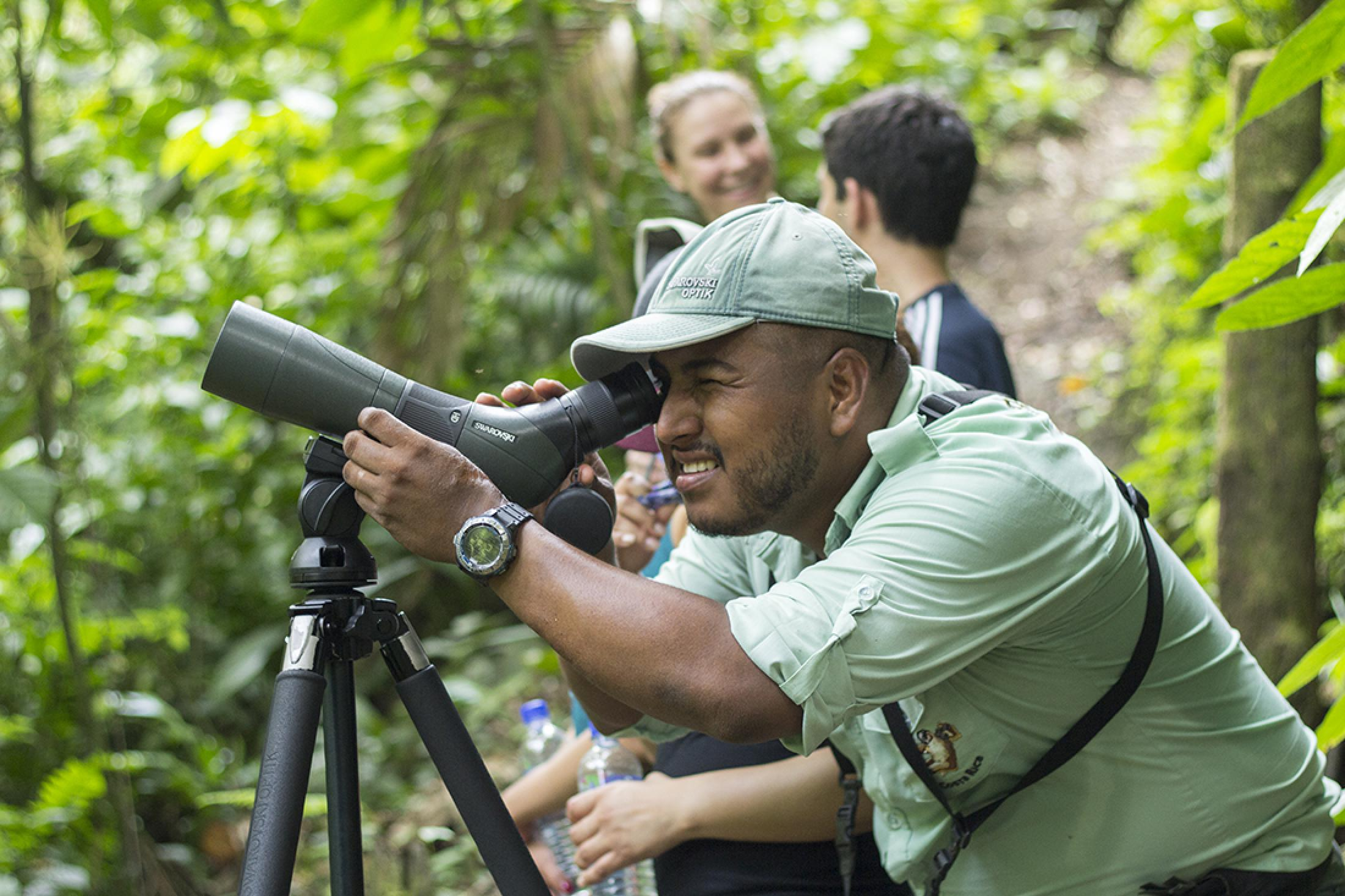 Rainforest Birdwatching Tour
