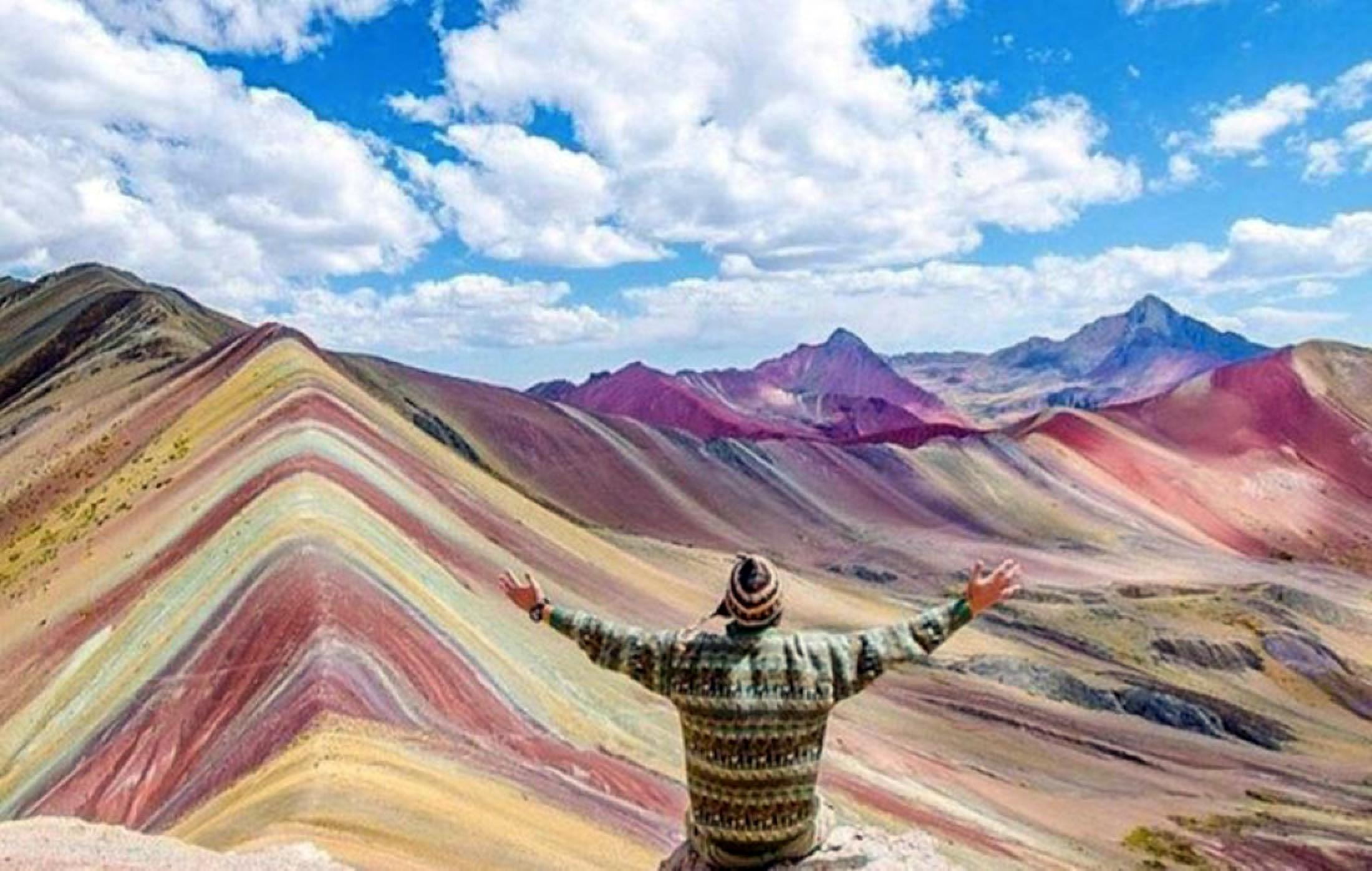 2-Day Rainbow Mountain Tour