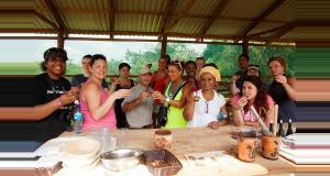 Costa Rica Rainforest Chocolate Tour