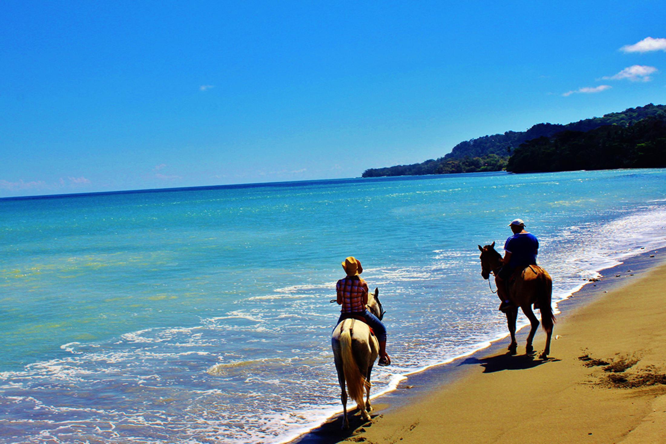 Rancho Tropical Horseback Riding Tour