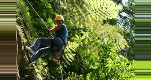 Costa Rica Rappelling