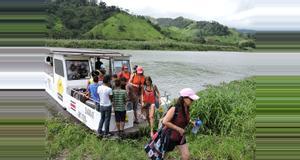 Costa Rica Ride Costa Rica Taxi-Boat-Taxi