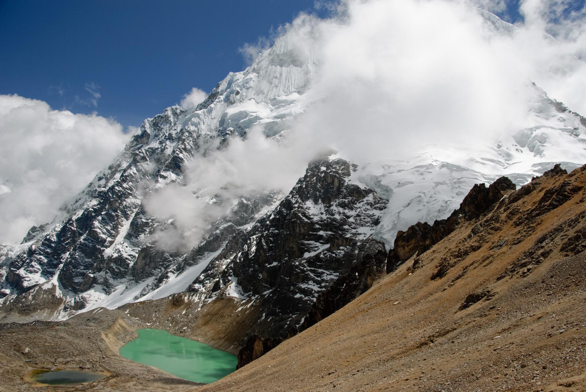 Salkantay Peak Program 5 Days/ 4 Nights