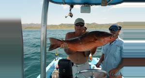 Costa Rica Tours de Pesca en Sámara